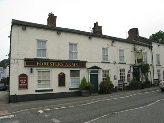 te forresters arms