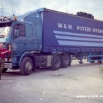 Scania in Italy 1993